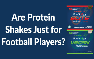 Are Protein Shakes Just for Football Players