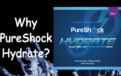 Why PureShock Hydrate