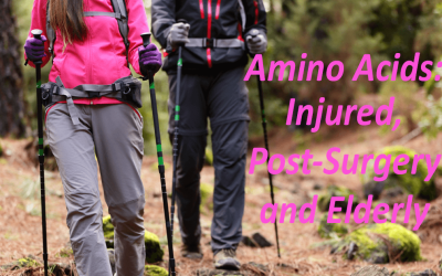 Amino Acids: Injured, Post-Surgery and Elderly