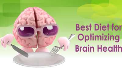 Minds Matter: Best Diet for Optimizing Brain Health