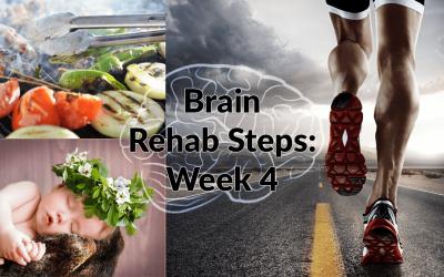 Minds Matter: Brain Rehab Steps Week 4
