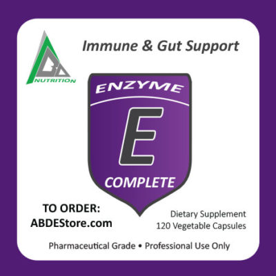 Complete Enzyme (120C) - Square