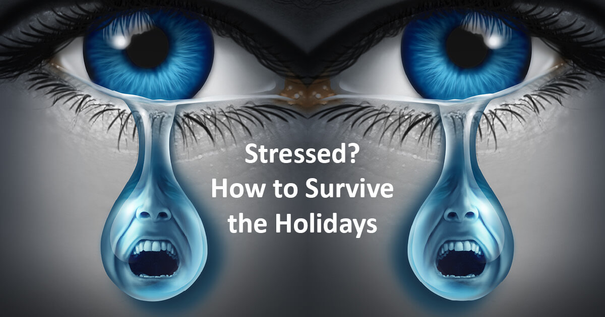 Stressed - How to Survive the Holidays